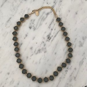 Cara New York Gold Tone with Gem accents